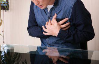心筋梗塞と糖化
